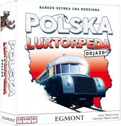 Polska Luxtorpeda: Odjazd