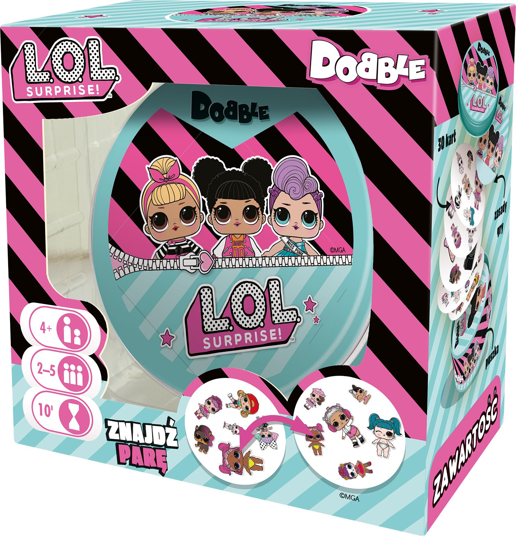 Dobble L.O.L. Surprise