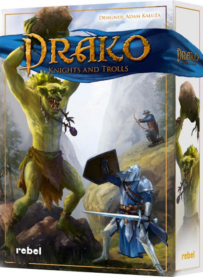 Drako: Knights & Trolls (EN)