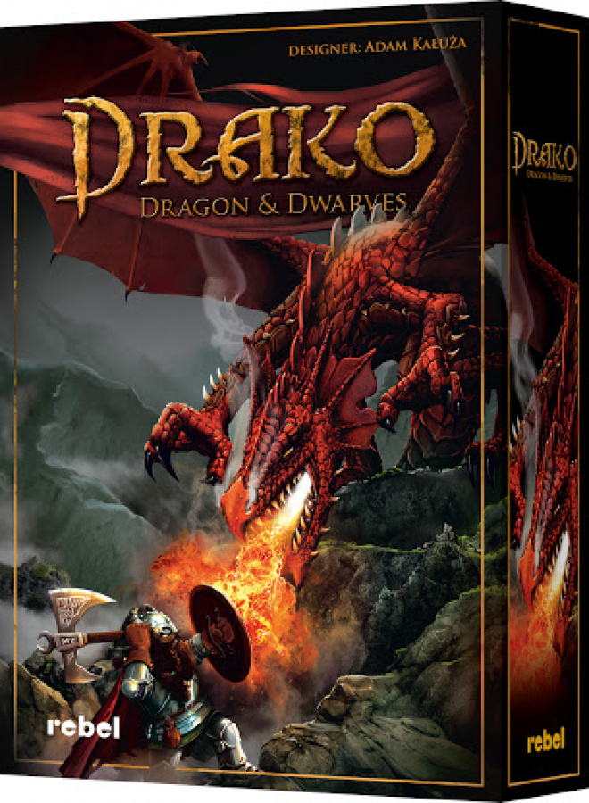 Drako: Dragon & Dwarves (EN)