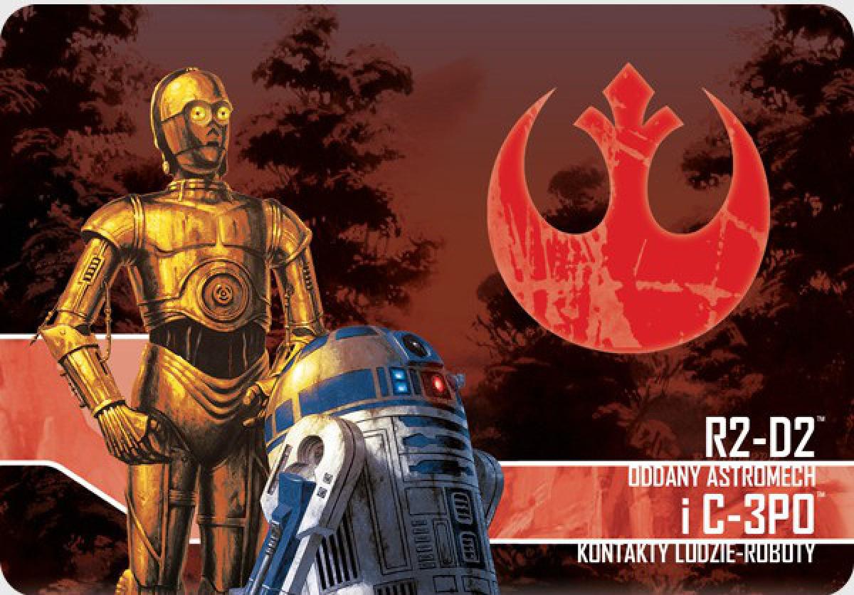Star Wars: Imperium Atakuje - R2-D2, Oddany astromech i C3PO, Kontakty ludzie-roboty