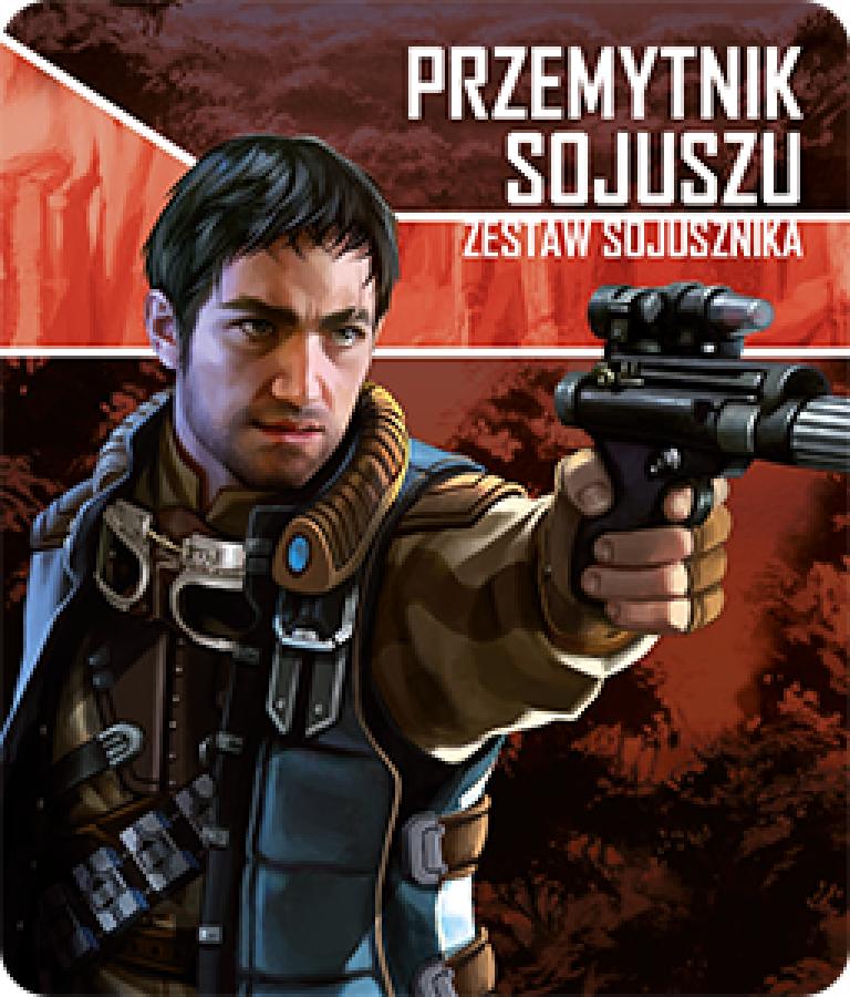 Star Wars: Imperium Atakuje - Przemytnik Sojuszu, Zestaw sojusznika