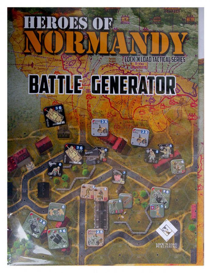 Lock'n Load: Heroes of Normandy - Battle Generator