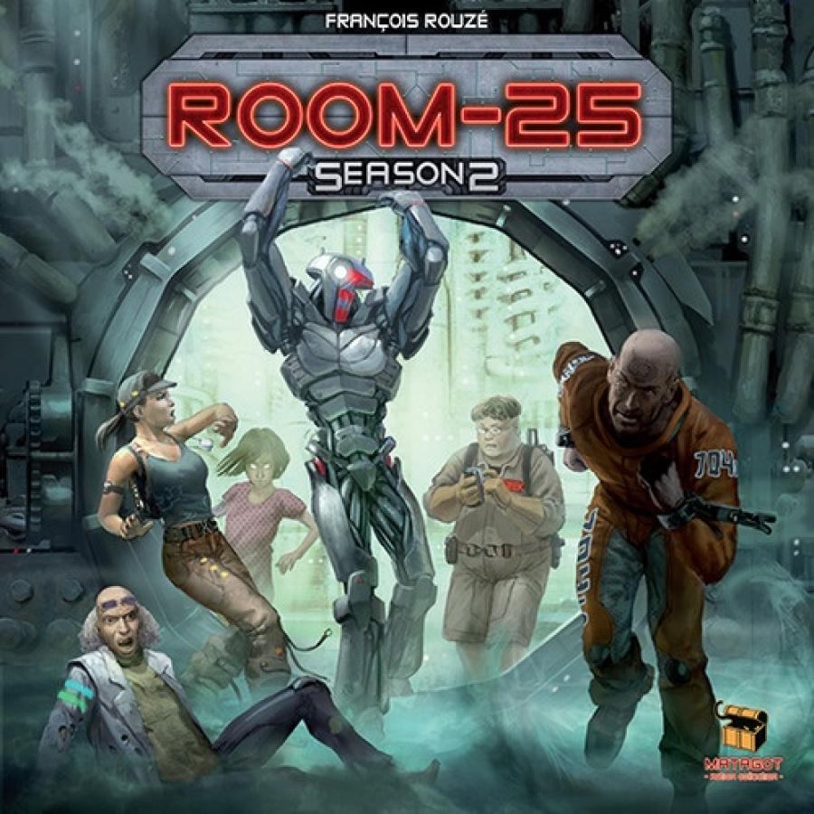 Room 25: Season 2 (dodatek edycja angielska)