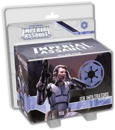 Star Wars: Imperial Assault - ISB Infiltrators Villain Pack