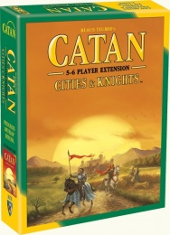 Catan: Cities & Knights (5-6 player expansion)