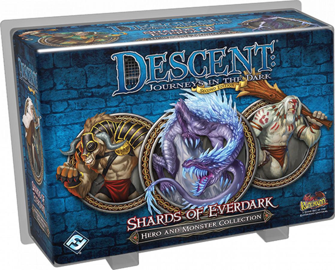 Descent: Journeys in the Dark - Shards of Everdark