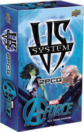 Vs. System 2PCG: A-Force