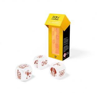 Story cubes: Na ratunek