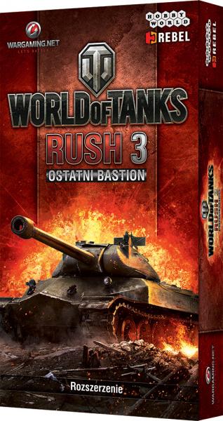 World of Tanks: Rush - Ostatni Bastion
