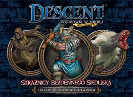 Descent: Wędrówki w Mroku - Strażnicy Bezdennego Siedliska