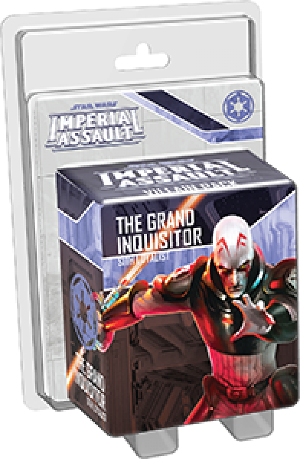 Star Wars: Imperial Assault - Grand Inquisitor Villain Pack