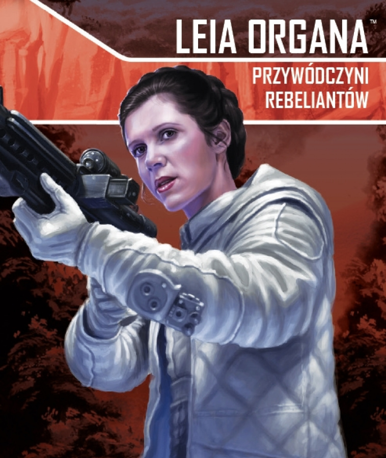 Star Wars: Imperium Atakuje - Leia Organa, Przywódczyni Rebeliantów