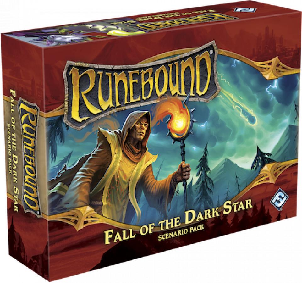 Runebound 3rd: Scenario Pack - Fall of the Dark Star