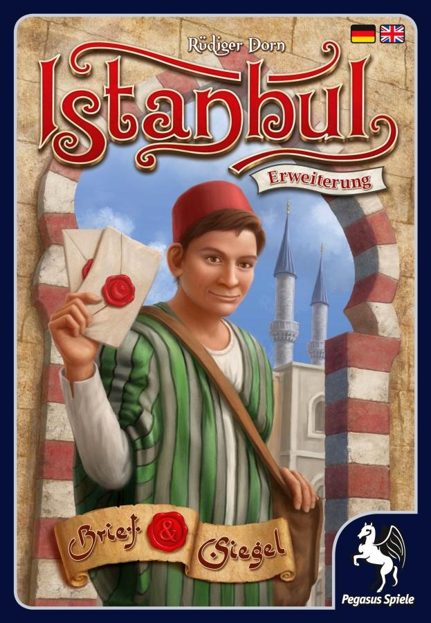 Istanbul: Brief & Siegel (Listy i Pieczęcie)