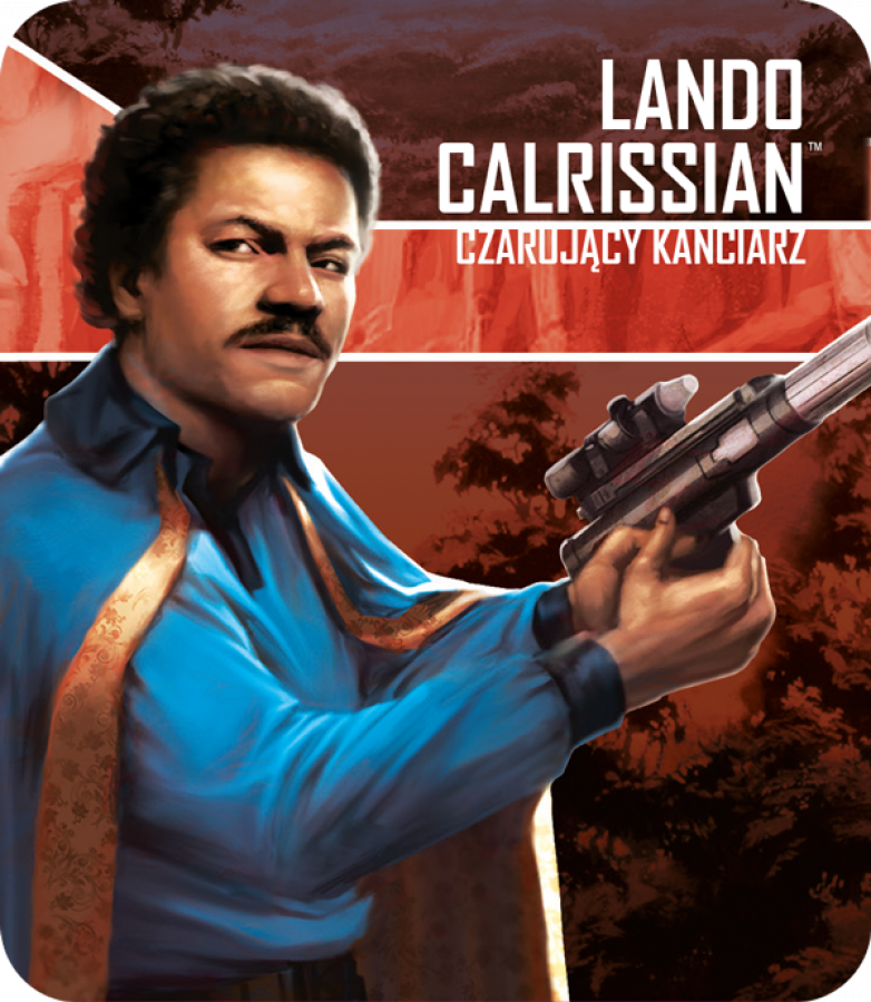 Star Wars: Imperium Atakuje - Lando Calrissian, Czarujący Kanciarz