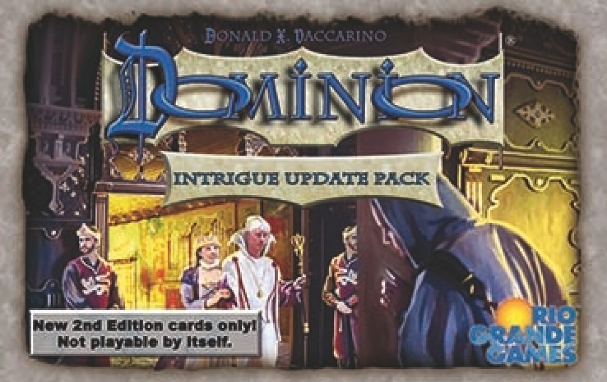 Dominion: Intrigue - Update Pack