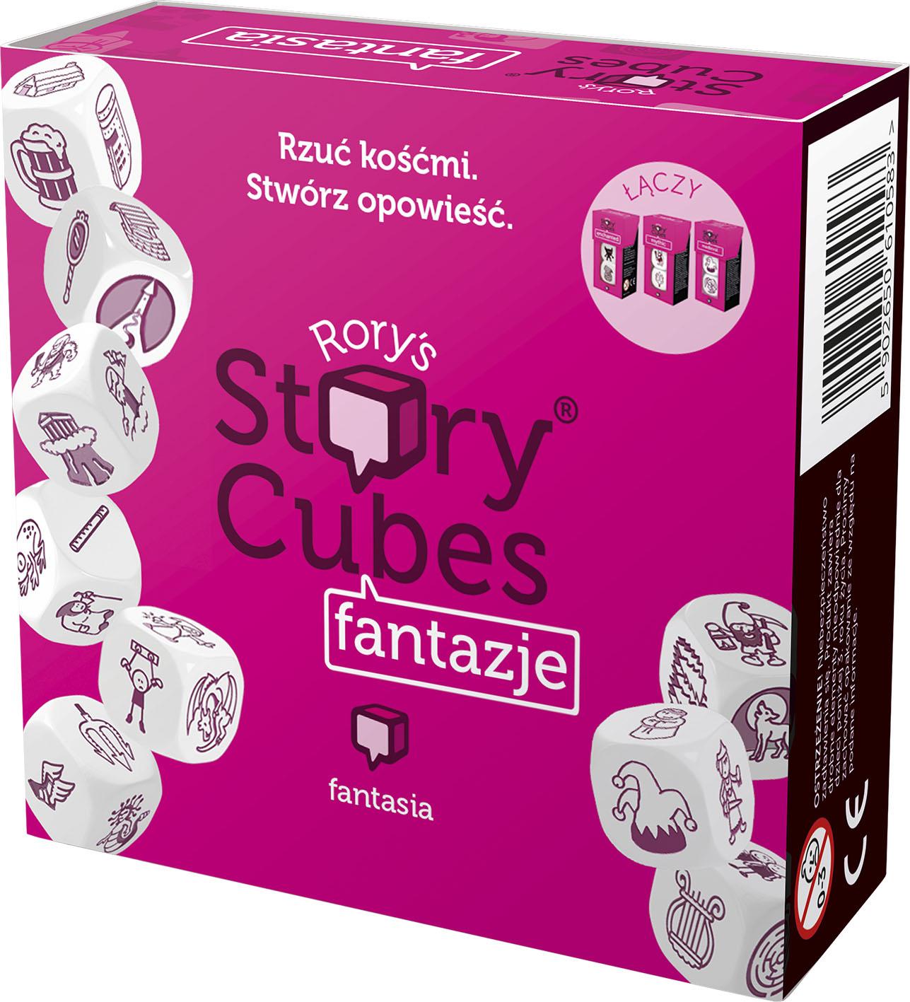 Story Cubes: Fantazje