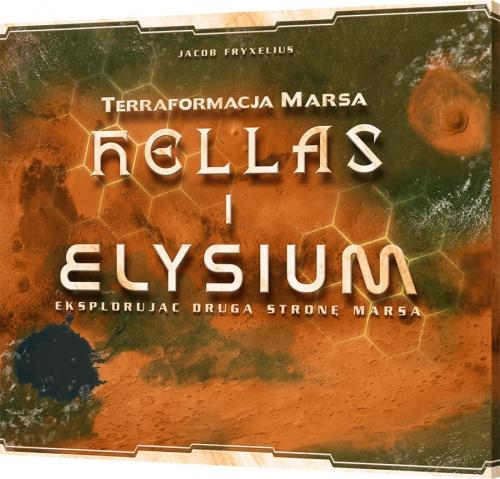 Terraformacja Marsa: Hellas i Elysium