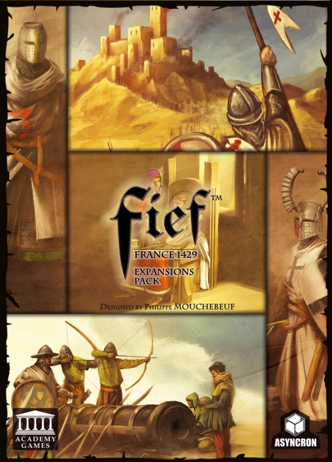 Fief France 1429: Expansions Pack