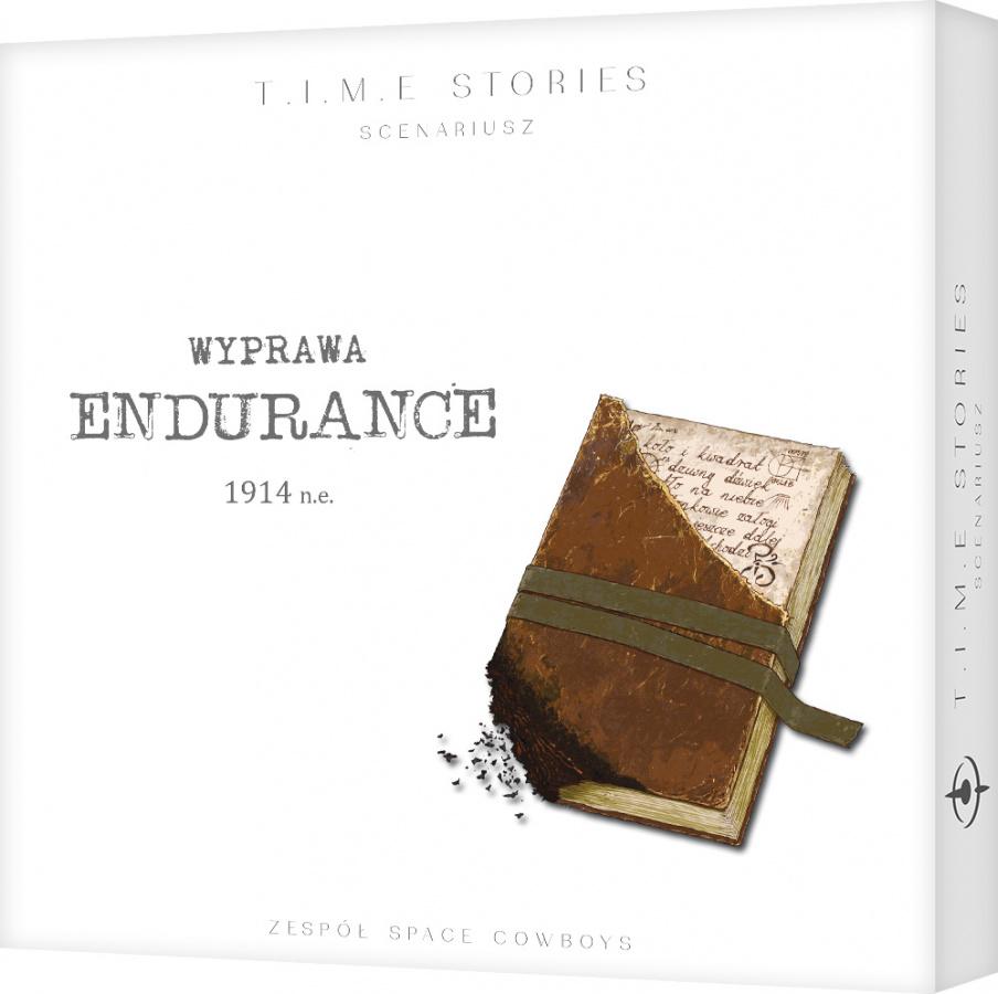 T.I.M.E Stories: Wyprawa Endurance
