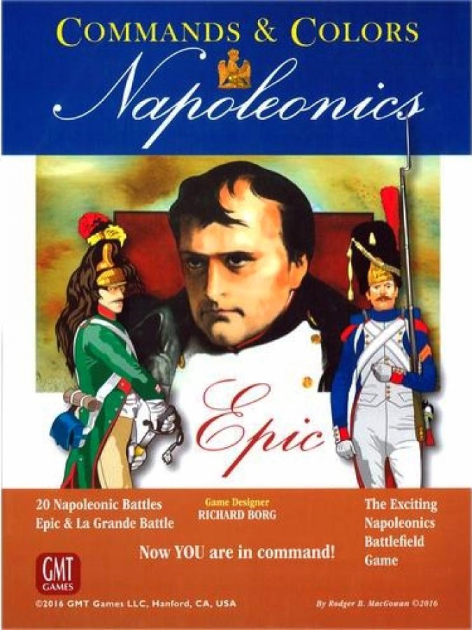 Command & Colors: Napoleonics - Epic
