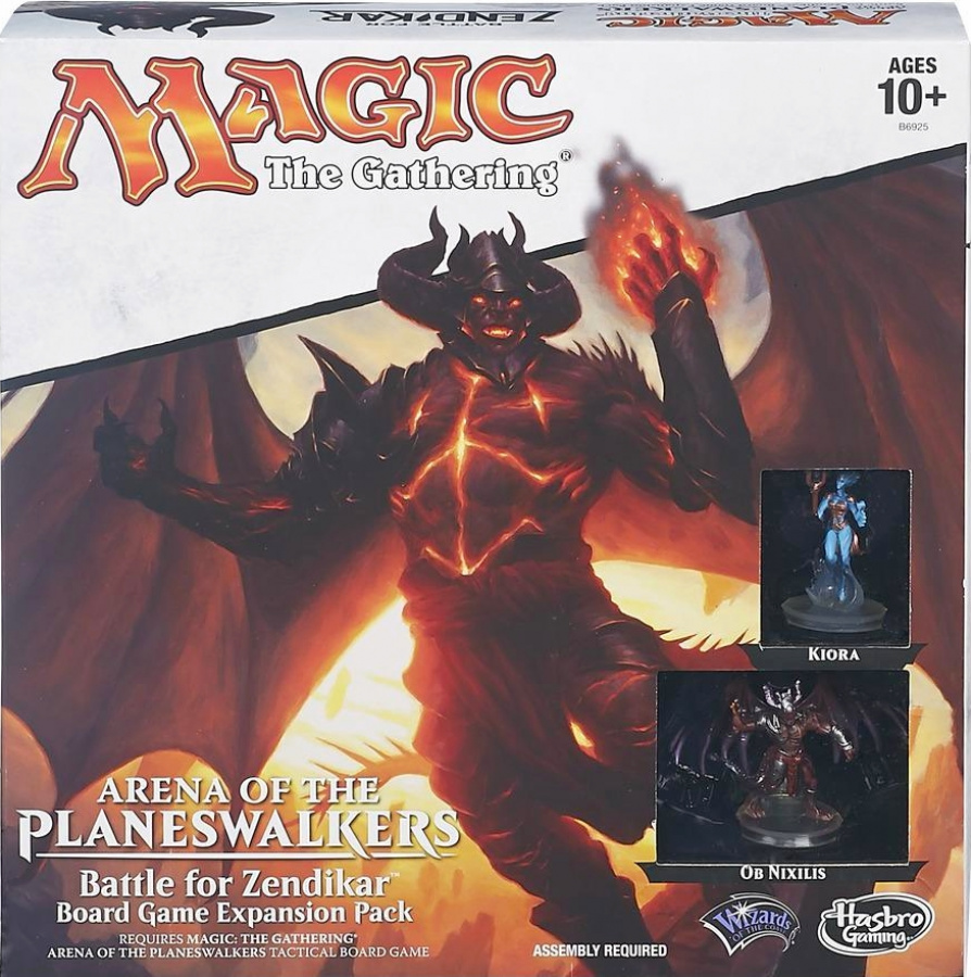 Magic The Gathering: Arena of the Planeswalkers - Battle for Zendikar
