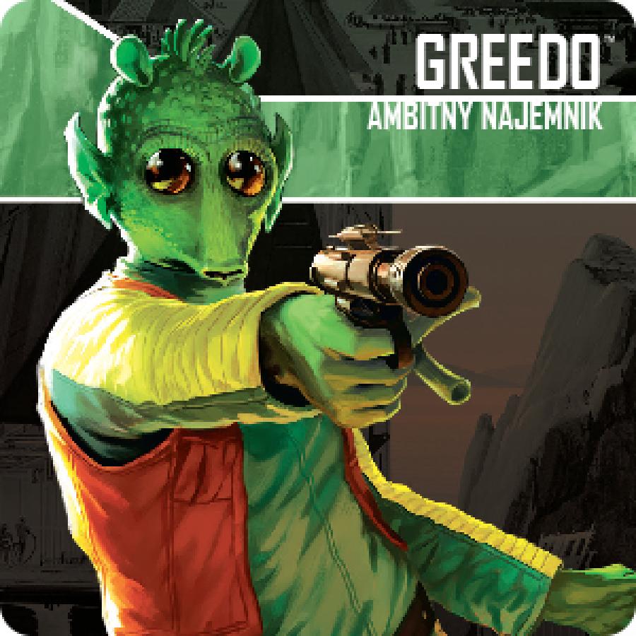 Star Wars: Imperium Atakuje - Greedo, Ambitny Najemnik