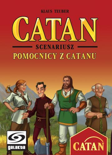 Catan: Pomocnicy z Catanu
