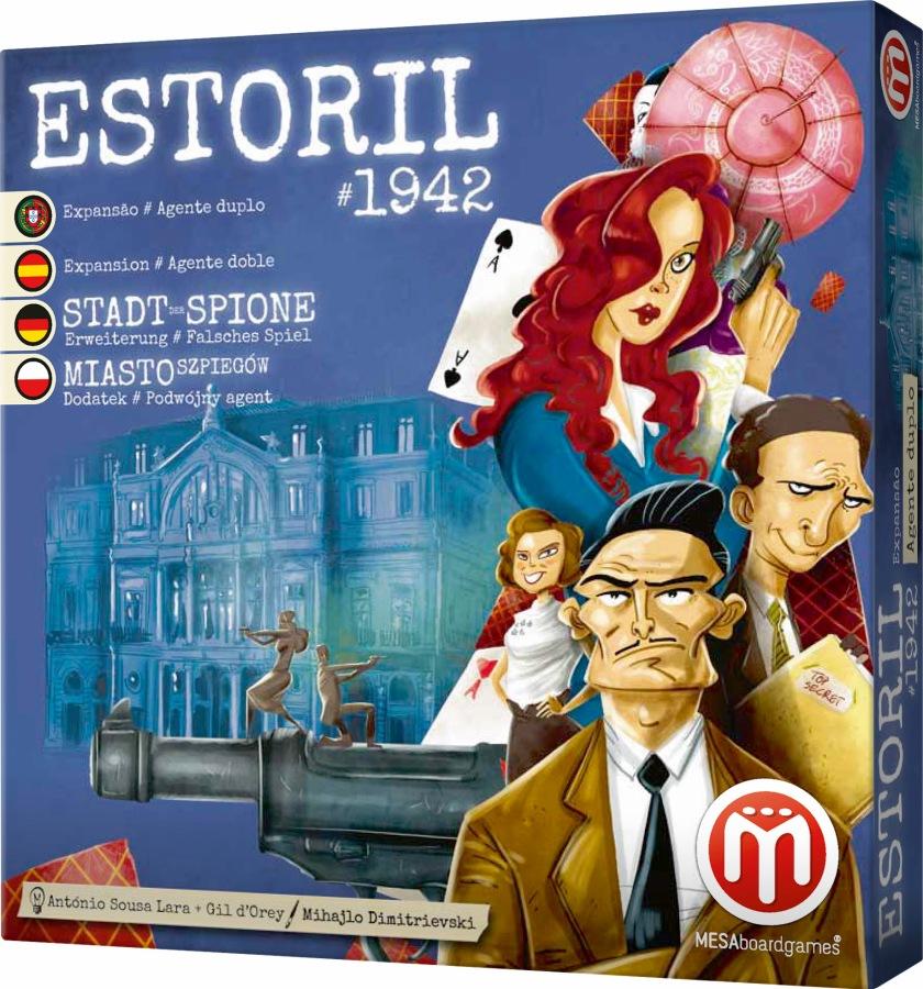 Miasto Szpiegów: Estoril 1942 - Podwójny agent