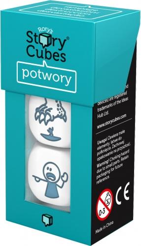 Story Cubes: Potwory
