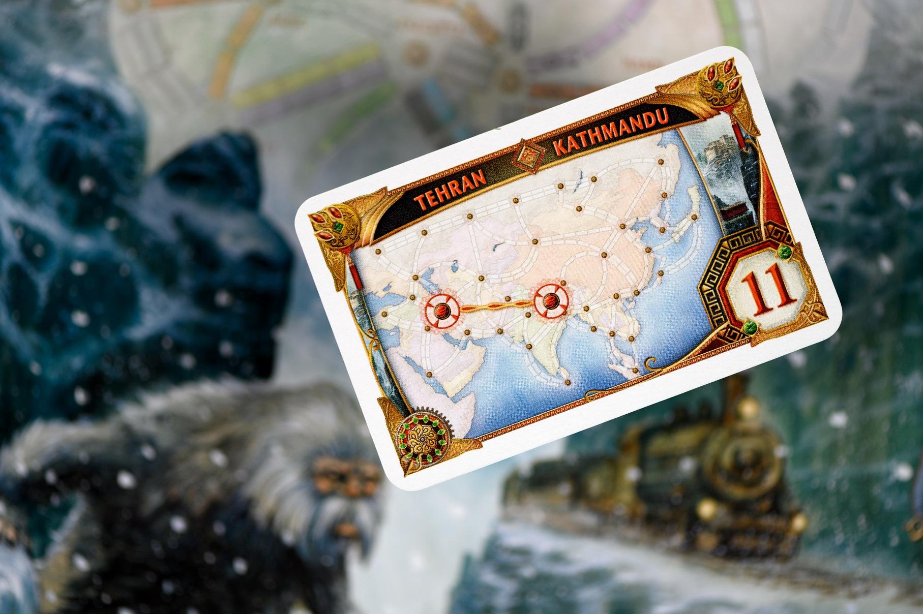 Z tym dodatkiem możemy grać na mapie Azji lub Legendarnej Azji.
