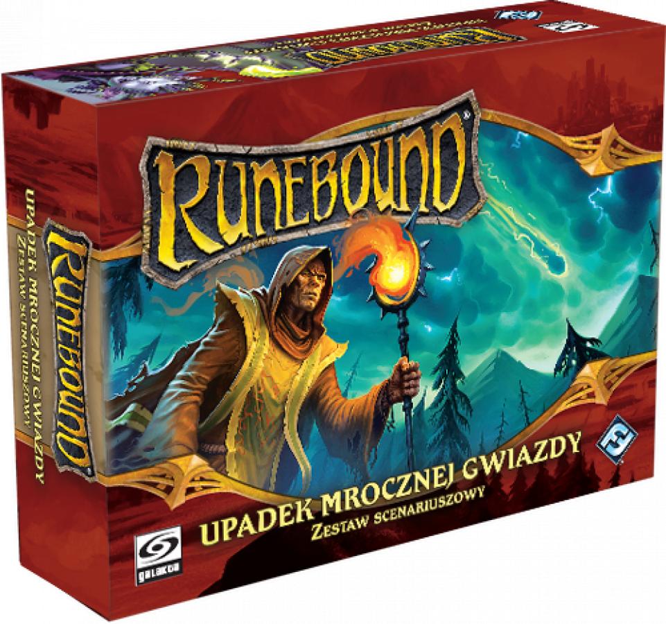 Runebound 3 - Zestaw Scenariuszowy - Upadek Mrocznej Gwiazdy