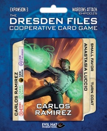 The Dresden Files: Cooperative Card Game - Wardens Attack