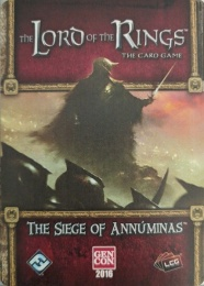 Lord of the Rings LCG: The Siege of annuminas