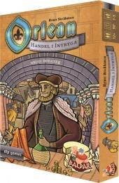 Orlean (edycja polska) - Handel i Intryga