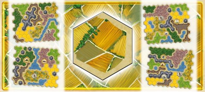 Nowy typ terenu - pola uprawne