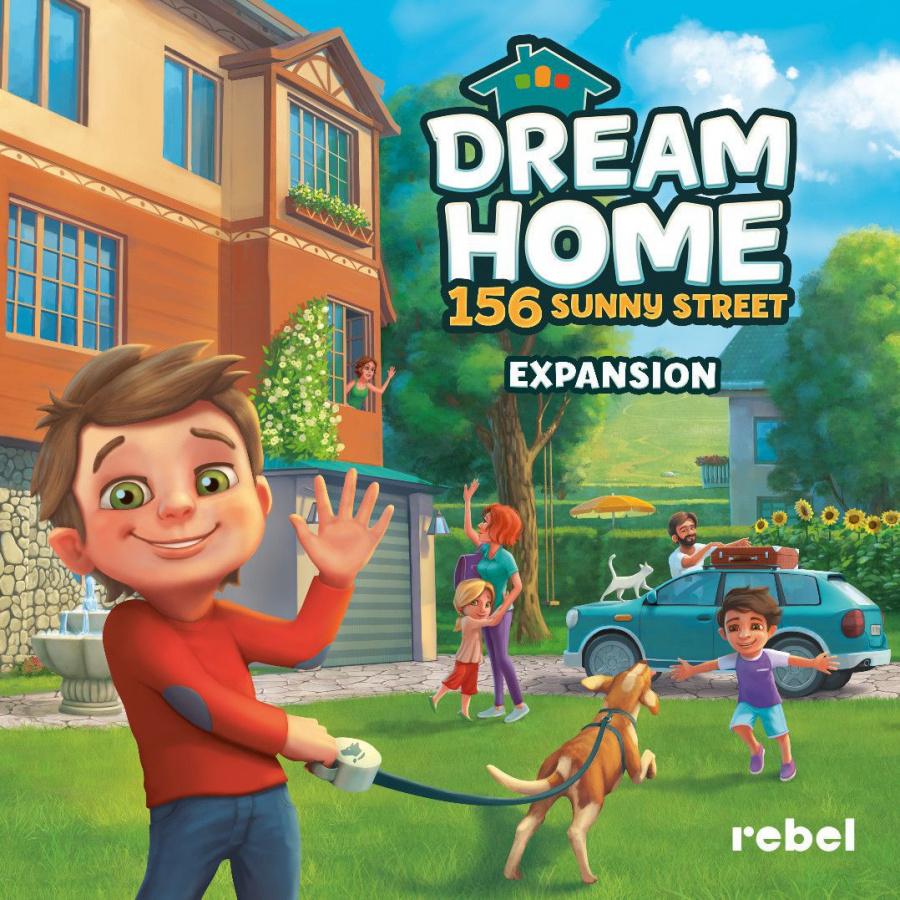 Dream Home: Sunny Street 156 (EN)