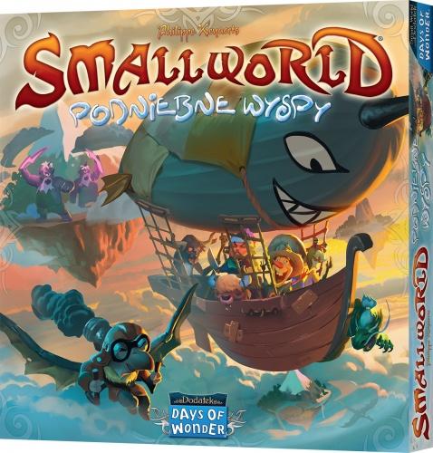 Small World: Podniebne Wyspy