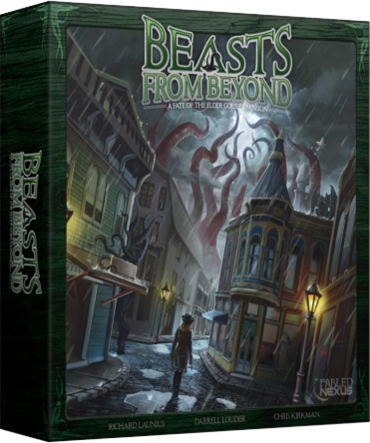 Fate of the Elder Gods: Beasts from Beyond