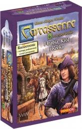 Carcassonne: Hrabia, Król i Rzeka