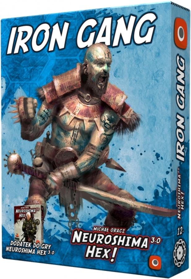 Neuroshima HEX: Iron Gang (edycja 3.0)