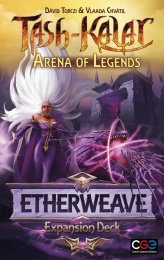 Tash-Kalar: Arena of Legends - Etherweave