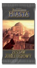7 Cudów Świata:  Zestaw jubileuszowy - Miasta (stara edycja)