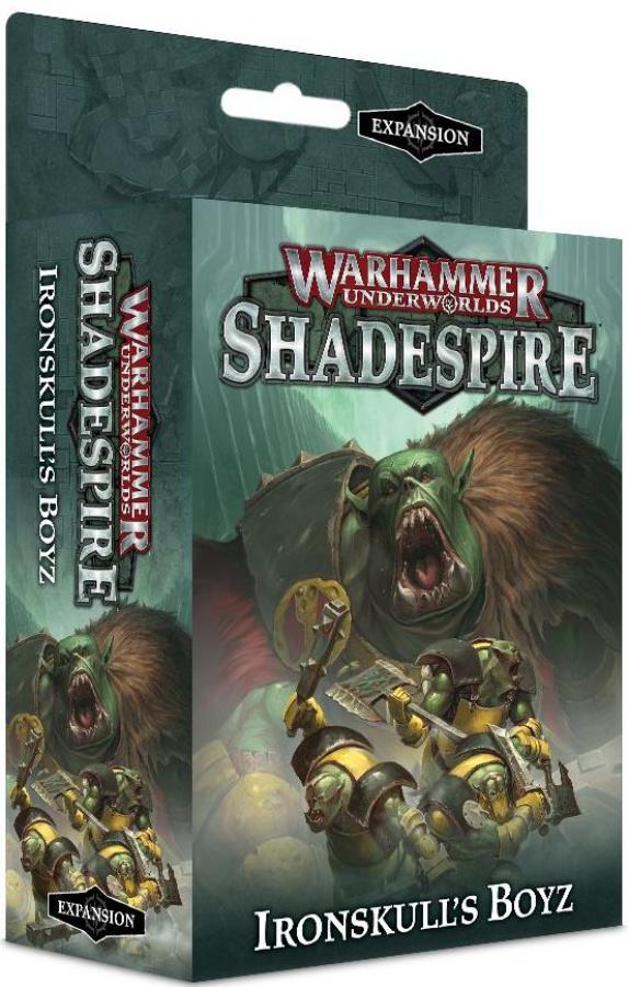 Warhammer Underworlds: Shadespire - Ironskull's Boyz