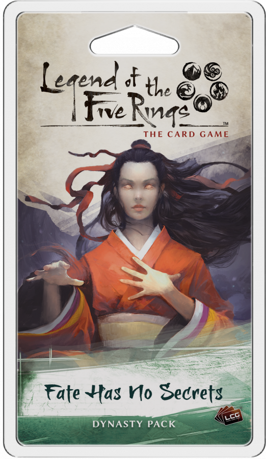 Legend of the Five Rings: Fate Has No Secrets