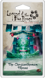 Legend of the Five Rings: The Chrysanthemum Throne