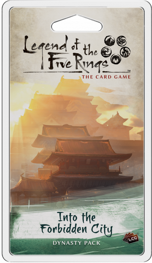 Legend of the Five Rings: Into the Forbidden City