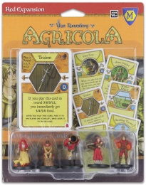 Agricola: Red Expansion