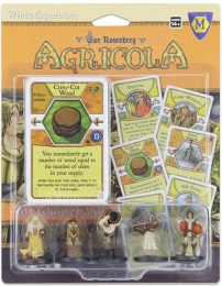 Agricola: White Expansion